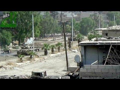 Ισχυρή έκρηξη στο στρατιωτικό αεροδρόμιο της Δαμασκού