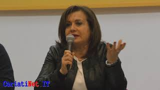 Dimissioni consiglieri ASSUNTA SCORPINITI - #cariatipulita