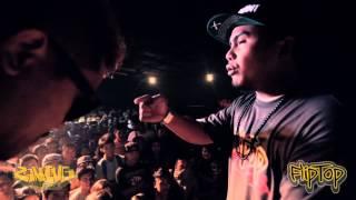 getlinkyoutube.com-FlipTop - Batang Rebelde vs Lil John