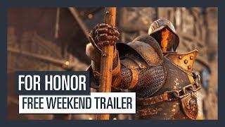 FOR HONOR - Ingyenes Hétvége Trailer (Május 3-6)