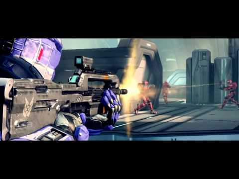 Halo 4 Gameplay from Vidoc