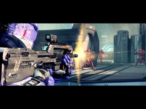Halo 4 Gameplay from Vidoc
