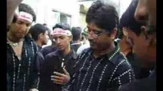 getlinkyoutube.com-Juluse e Chehlum Allahabad 2009 - Dasta-e-Abbasia - Khuda Hafiz Aliakbar