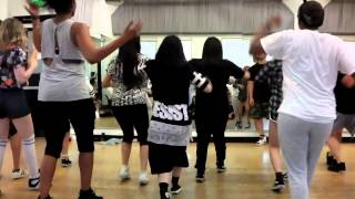 getlinkyoutube.com-Son Song Deuk USA Dance Workshop - LA (6pm Session)