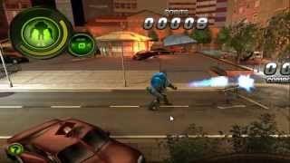 Ben 10 Ultimate Crisis Unity Game