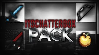 Minecraft PvP Texture Pack - ItsChatterBox's Pack [1.7/1.8] [NO LAG] [32x32] [64x64]