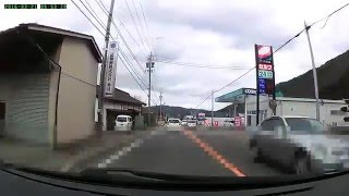 getlinkyoutube.com-DQNが次々と追い越していく!! 国道19号線 安曇野警察署 職務怠慢 安全運転義務違反