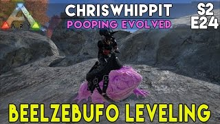BEELZEBUFO & CEMENTING PASTE | ARK Survival Evolved | S2E24