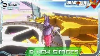 getlinkyoutube.com-Dragon Ball Xenoverse 6 NEW Stages Playables Map MOD