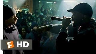 getlinkyoutube.com-8 Mile (1/10) Movie CLIP - Rabbit Battles Lil' Tic (2002) HD
