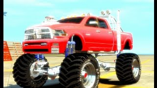 getlinkyoutube.com-gta4 monster truck mod airport