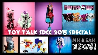 getlinkyoutube.com-Toy Talk-Monster High Isi Dawndancer,Candy Coated Rochelle Goyle & Twyla,DC Super Hero Girls Dolls?