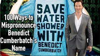 getlinkyoutube.com-100 Ways to Mispronounce Benedict Cumberbatch's Name