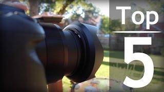 getlinkyoutube.com-Top 5 Reasons the Panasonic FZ1000 is Worth Buying for Video