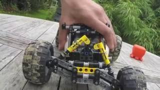 getlinkyoutube.com-Zeus - LEGO Technic rc Baja race Pf Buggy super fast