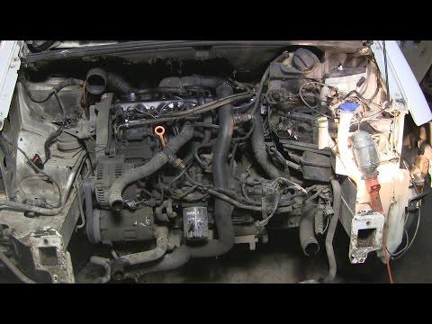 Где находится в SEAT Алхамбра прокладка клапанной крышки