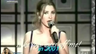 getlinkyoutube.com-Nancy Ajram' s  Evolution Troughout the Years & Surgery 1983  2010