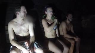 getlinkyoutube.com-Finnish sauna  Vs Russian banya