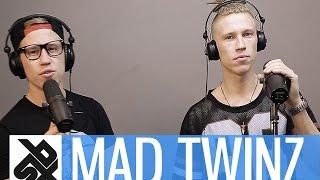 getlinkyoutube.com-MAD TWINZ  |  DUBSTEP BREAKDOWN