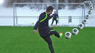 freekickerz vs Klose - Penalty Shootout Challenge
