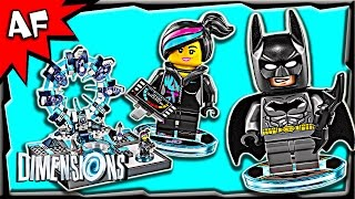 getlinkyoutube.com-Lego Dimensions STARTER PACK Build Review 71174