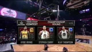 getlinkyoutube.com-2015 NBA 3-Point contest FULL FINAL ROUND