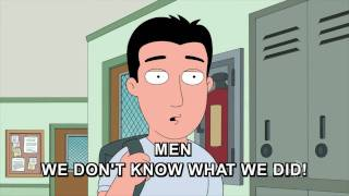 getlinkyoutube.com-Family Guy: Men. We don't know what we did.