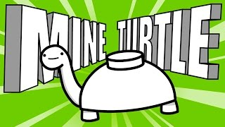getlinkyoutube.com-MINE TURTLE (asdfmovie song)