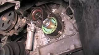 getlinkyoutube.com-00 Lexus Timing belt   part 1