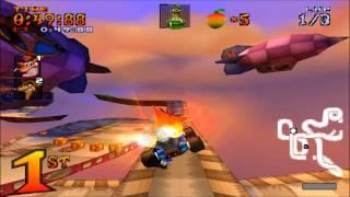 getlinkyoutube.com-Crash Team Racing - All Boss Races