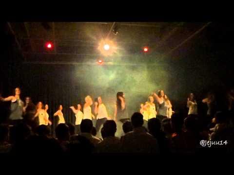 Baile Chicas | Pregón 1997 Jesuitas Pamplona | 23/01/2015