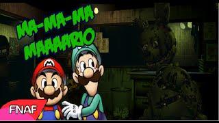 getlinkyoutube.com-Mario y Luigi en Five Nights at Freddy's 3