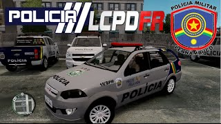 getlinkyoutube.com-GTA IV - PMPE : Palio Weekend em patrulhamento