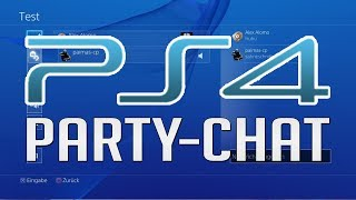 getlinkyoutube.com-PS4 - Party-Chat - Alle Funktionen im Überblick