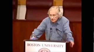 You Don't Know What You Don't Know - Noam Chomsky