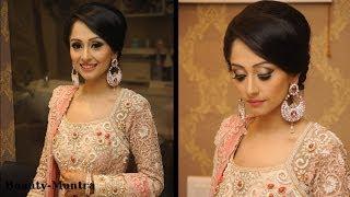 getlinkyoutube.com-Wedding Makeup Ideas - Simple Classy Reception Look