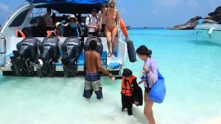 getlinkyoutube.com-khao lak 2014 - snorkeling