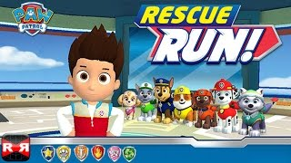 getlinkyoutube.com-Paw Patrol Rescue Run - How to Get All Badges in Every Location - iOS Gameplay