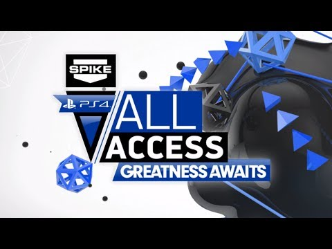 PlayStation 4 Launch | PS4 All Access: Greatness Awaits Live Stream