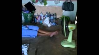 getlinkyoutube.com-แอบถ่าย สาวถอดเสื้อนอนหลับ