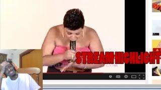 """getlinkyoutube.com-Reacting To The Grapefruit Lady's """"Technique""""   Stream Highlight"""