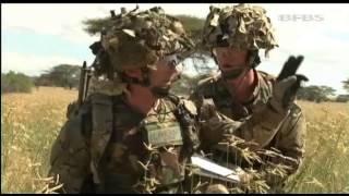 getlinkyoutube.com-Royal Artillery Create Thunder in Kenya 24.06.13