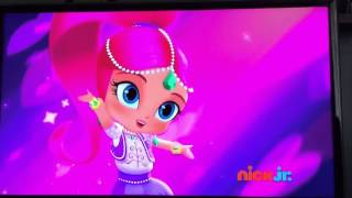 Shimmer and shine song