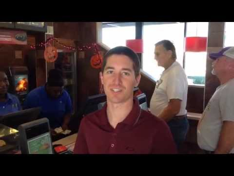 Using Apple Pay at McDonalds - iOS 8.1 on iPhone 6