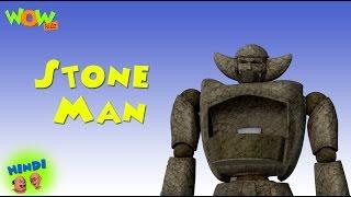 getlinkyoutube.com-Stone Man - Motu Patlu in Hindi