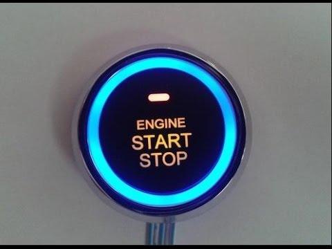 Кнопка старт обзор работы. Mazda3