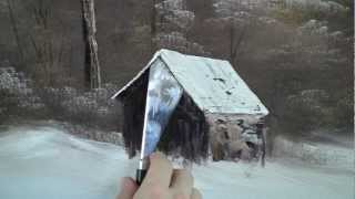 Paint with Kevin Hill - Warm Winter wet on wet HD
