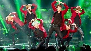 《POWERFUL》 방탄소년단(BTS)   RUN(런) @인기가요 Inkigayo 20160103
