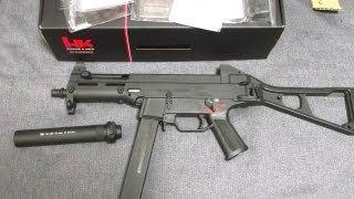 VFC UMP.45 GBB (JP version)