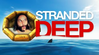 Gronkh > STRANDED DEEP - Tom Hanks Simulator 2015